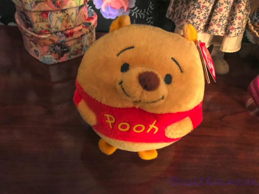 ST Tubby Pooh Bear
