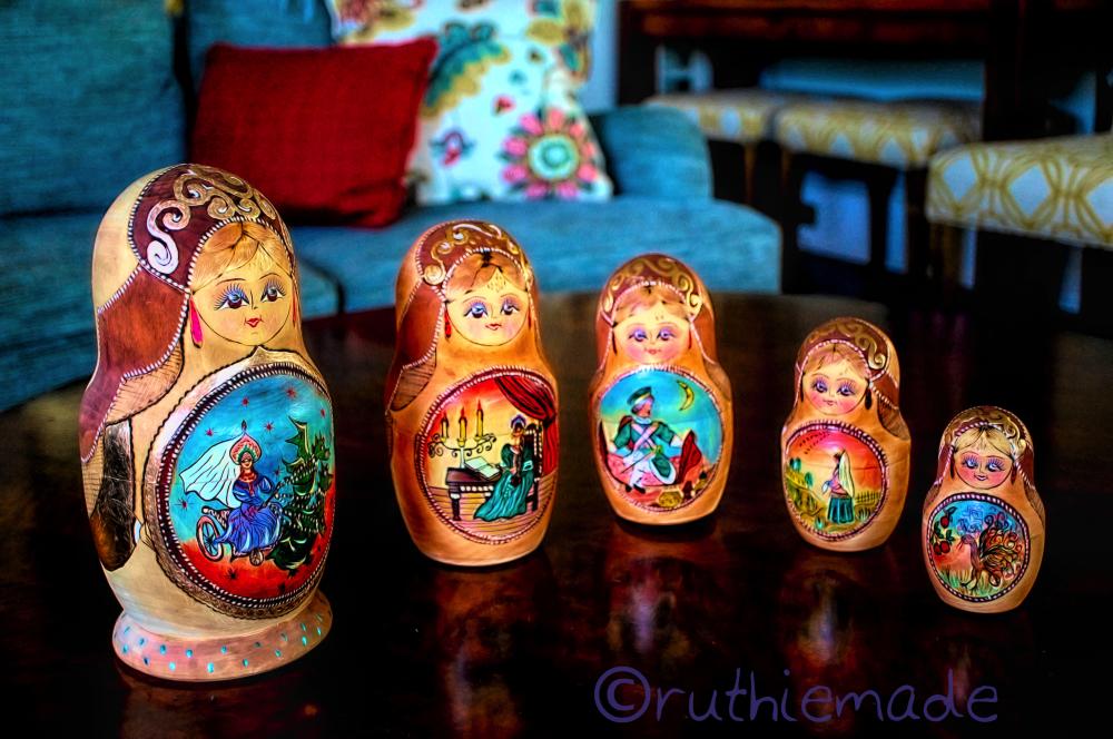 Russian Nesting DOlls 5