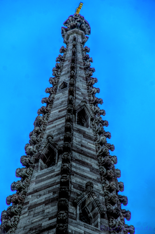 Church topper in NYC