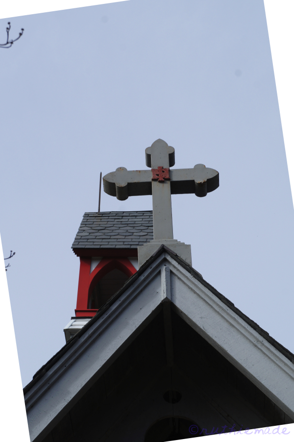 Sunday Church Cross