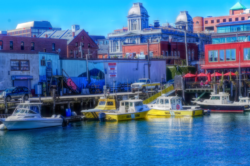 Portland Pier