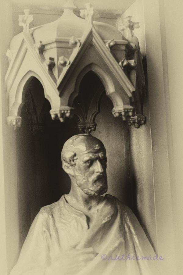 Church Statue