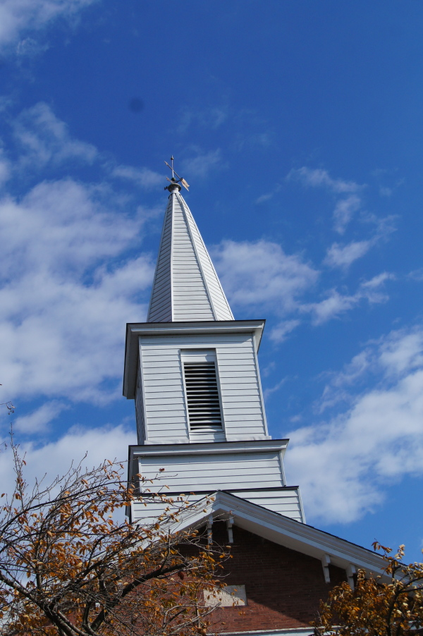 Color version of Steeple