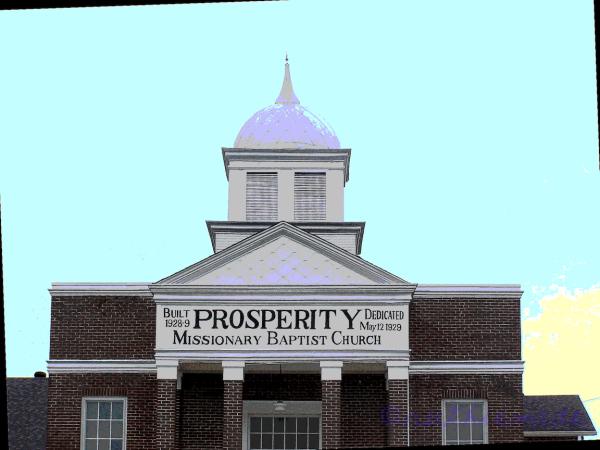 Prosperity Baptist