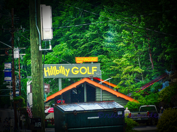 ST Hillybilly Golf