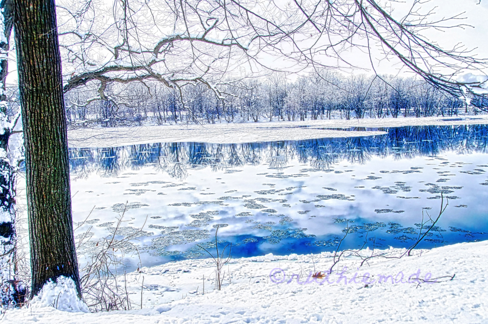 COld River View