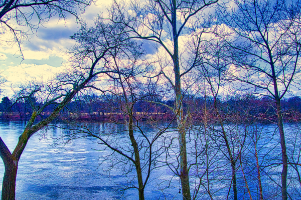 February River View