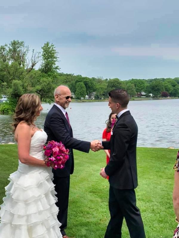 My Daughter's Wedding 4