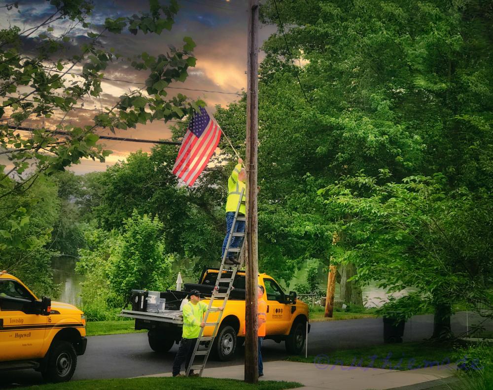 USA Flag Day 2021