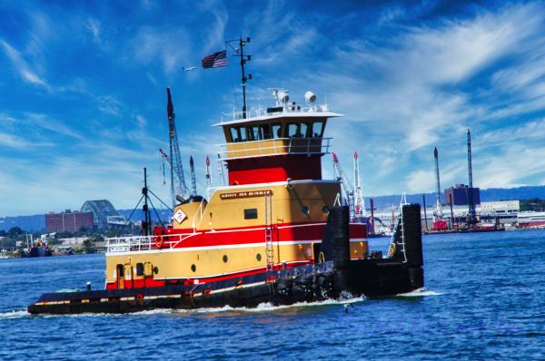 NYC Tug Boat