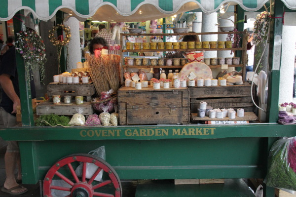 Covent Garden Market...