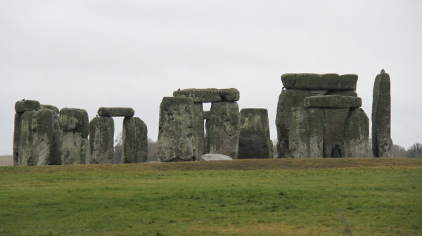 Stonehenge In UK