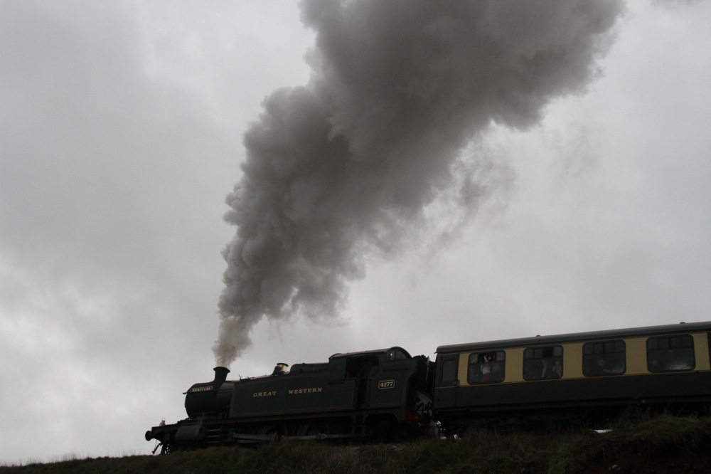 Steam train.....