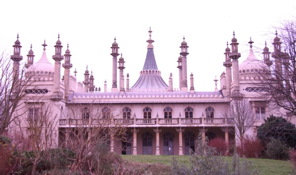 Indian Architecture in UK, Royal Pavilion
