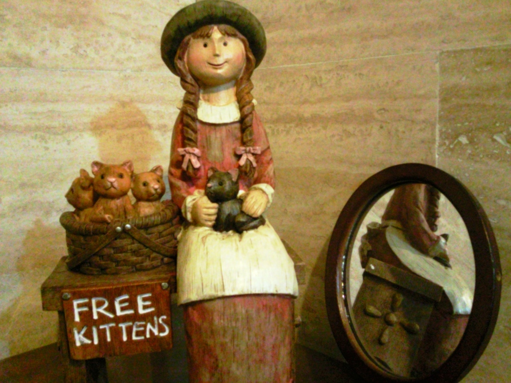 Free, Kittens