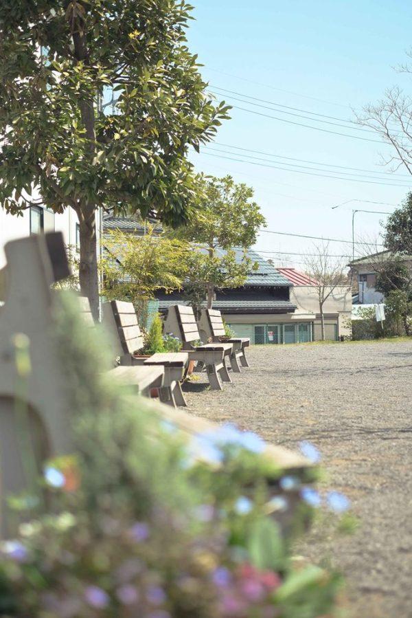 Japanese rural street