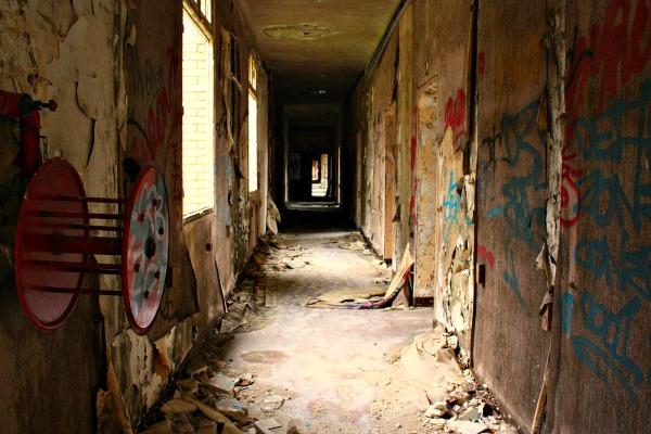 bretagne urbex, rurex, sanatorium, clinique