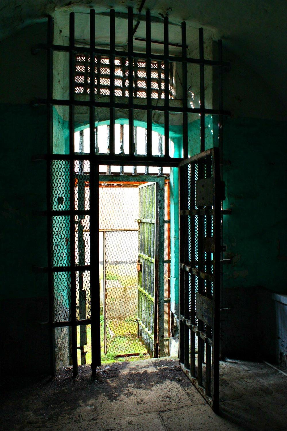urbex, urban,prison,détention