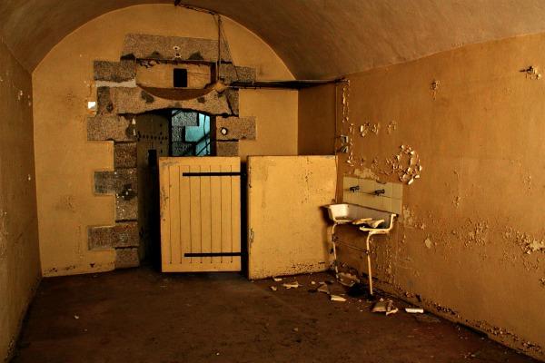Prison break : cellule type II