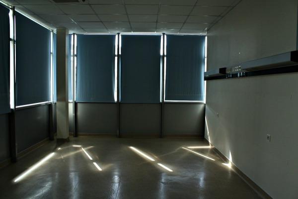fenêtre,rideaux,urbex,clinique