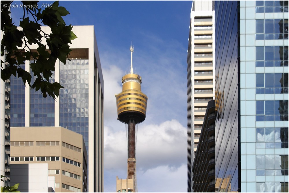 city, tower, architecture