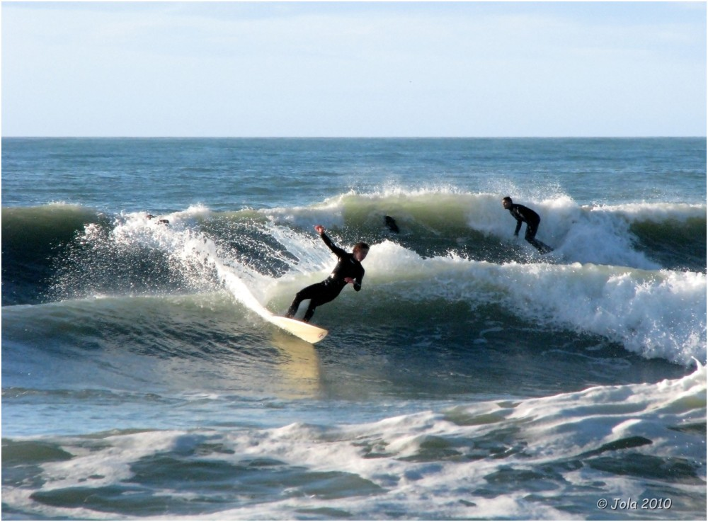 surfing, waves, water, dynamic, surfer