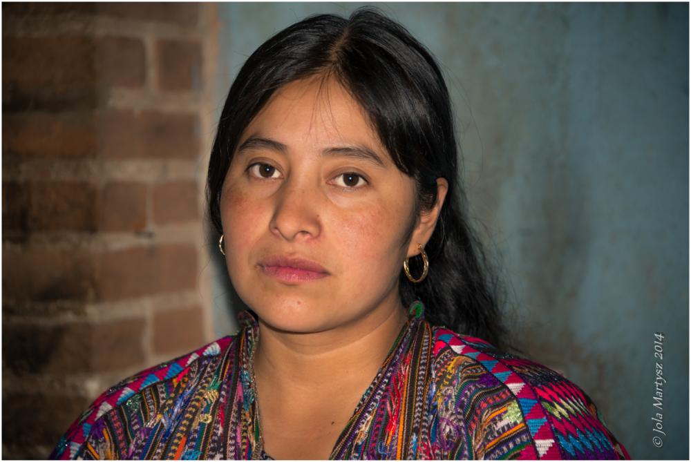 Captured in Guatemala.