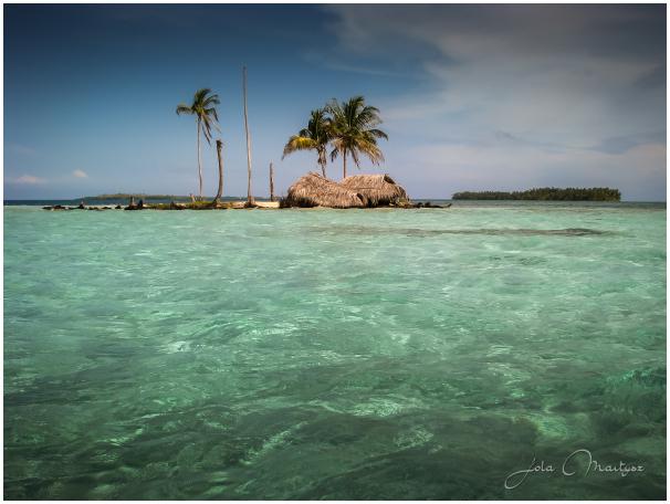 The San Blas Islands of Panama is an archipelago c