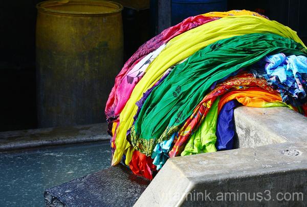 Dhobi Ghat 8 (open air laundry)