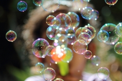 Soap bubbles (2)
