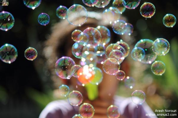 Soap bubbles (2)