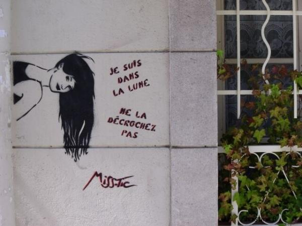 Miss Tic Je Suis Dans La Lune