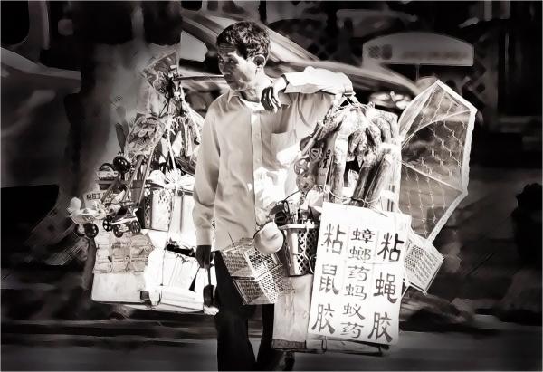 Walking Vendor