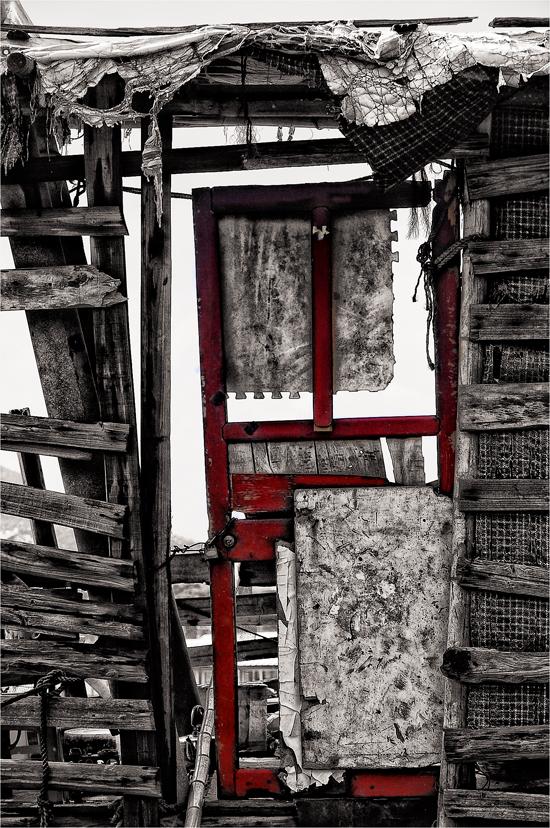 The Red Forgotten Door