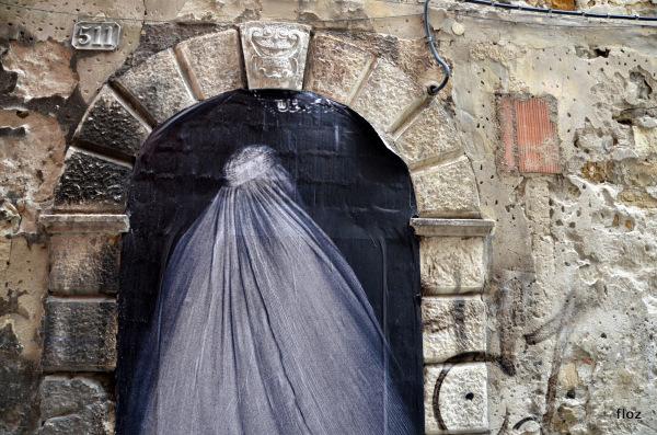 sur les murs de Trieste