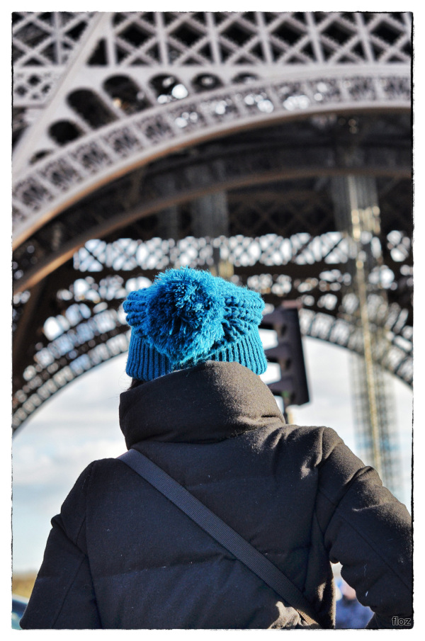 Paris, l'hiver