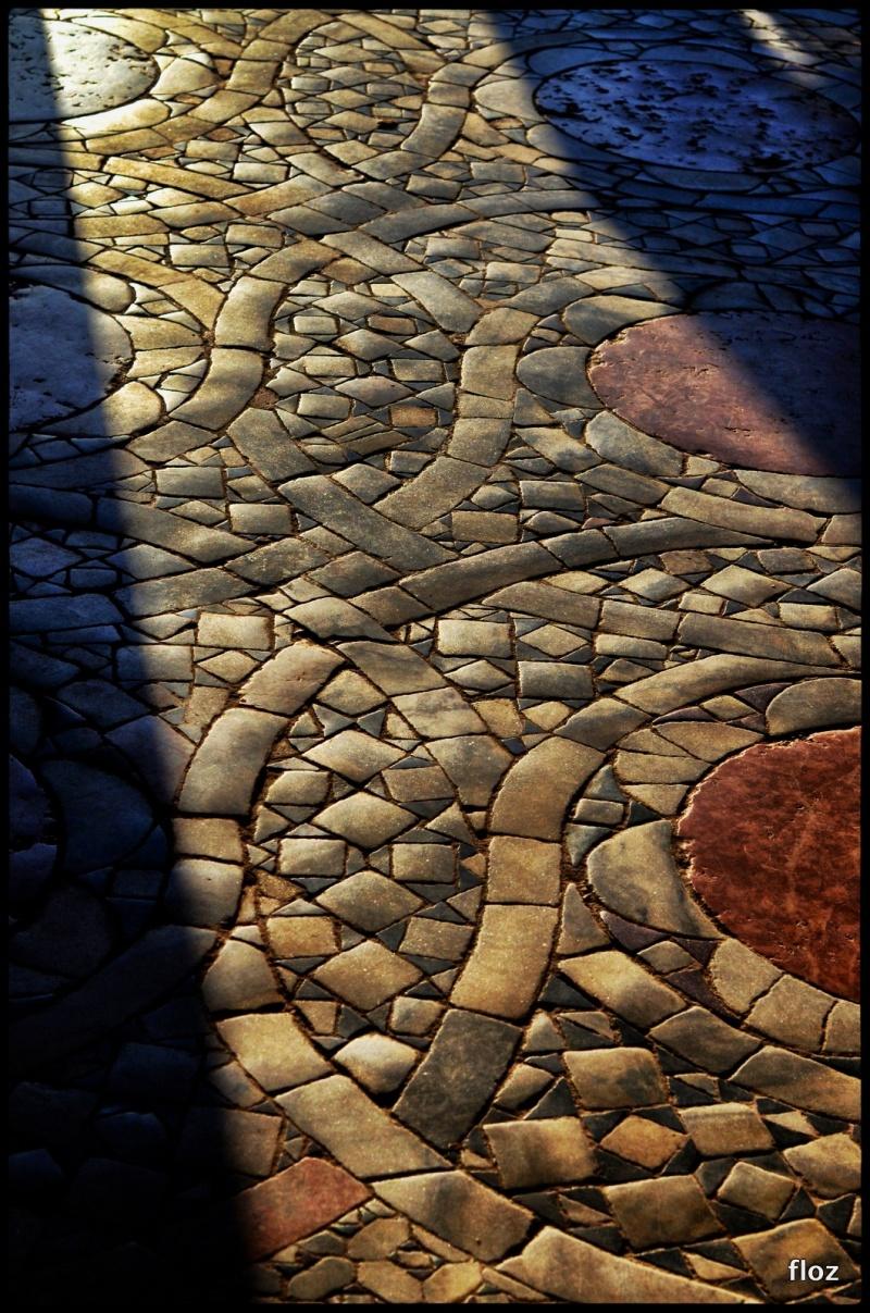 le sol de San Marco