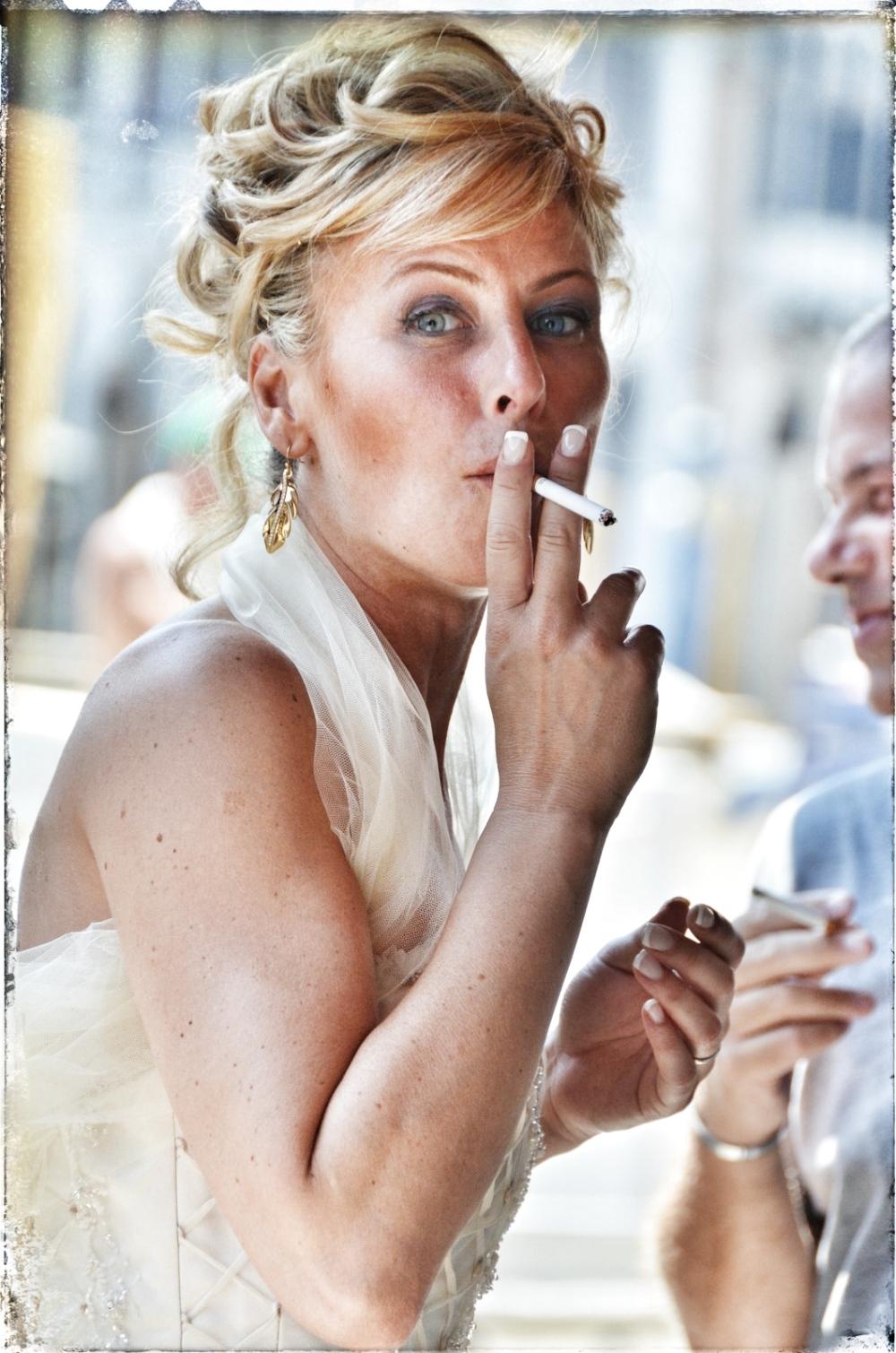 la dernière cigarette de la condamnée
