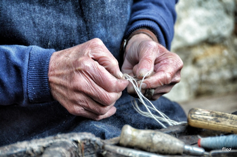 lavorare con le mani