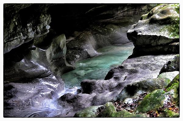Grotta verde di Pradis