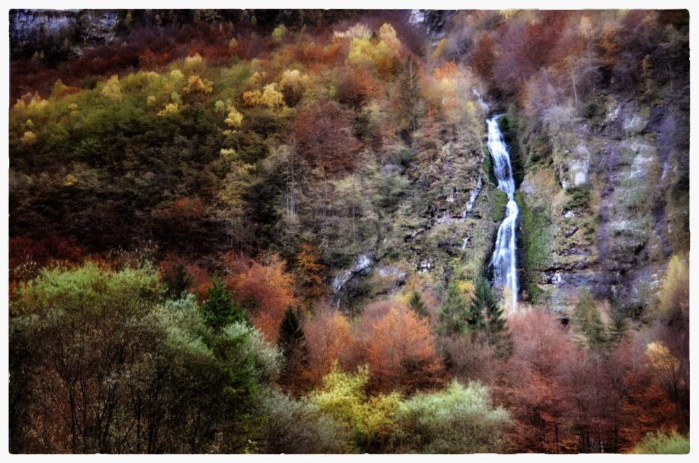 et coule l'automne