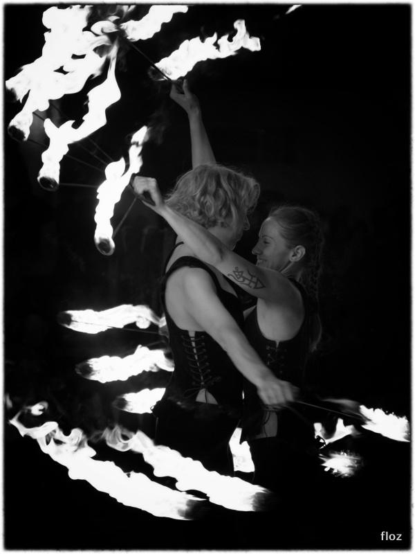 giocare col fuoco