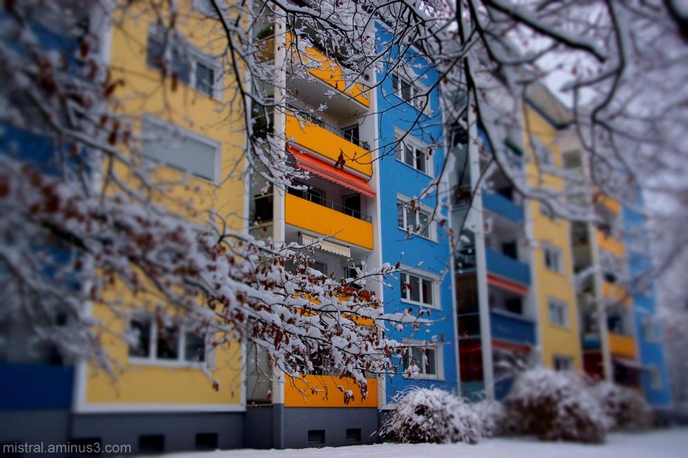 Schneestadt