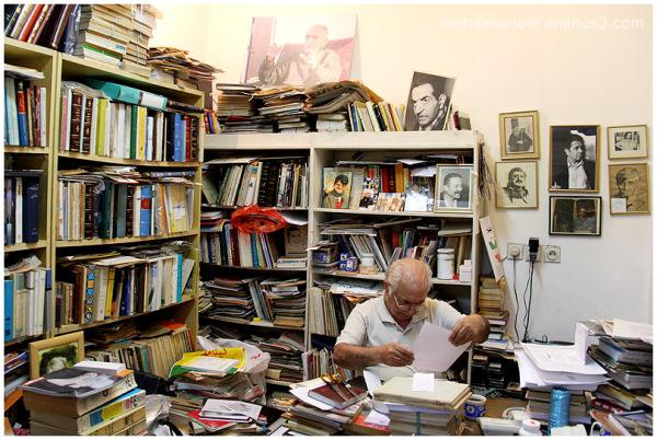 Old books seller