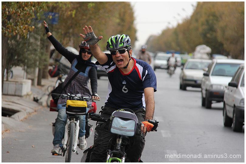 Bicycle Traveler