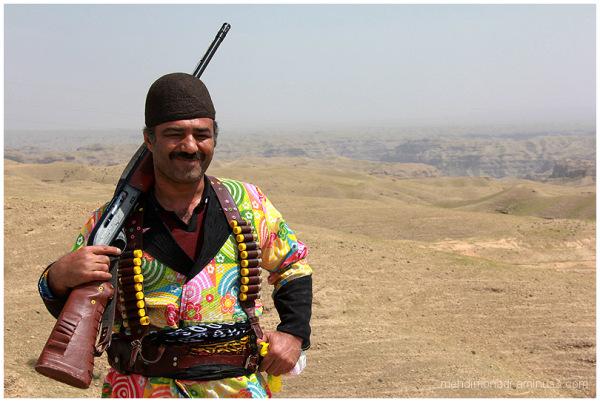 traditional dress khozestan