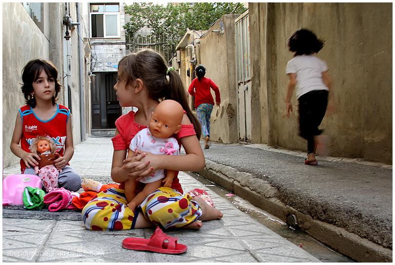 dolls Alley