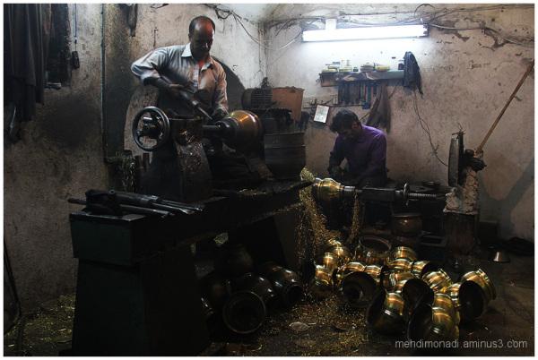 Samovar Manufacturing