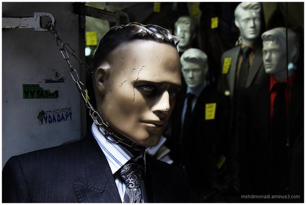prisoner Mannequin