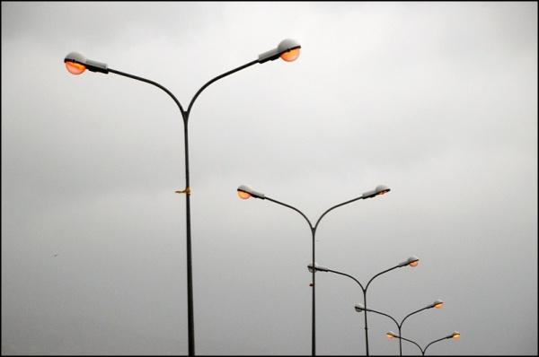Les Lampadaires.